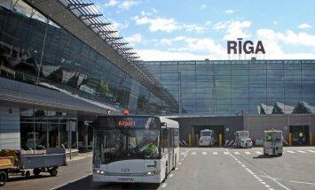 Рижскому аэропорту из-за жалобы литовцев запретили заключать многомиллионный договор