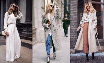Ko ģērbsim martā? Iesaka modes eksperte Olga Kolotova
