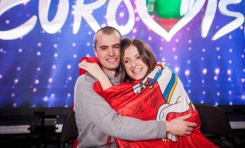 No pagrimuma glābj veģetārisms un meditācija: Lietuvas pārstāves 'Eirovīzijā' stāsts