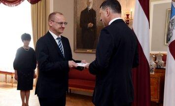 ĀM preses sekretārs būs Latvijas vēstnieks Igaunijā