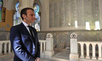 Krieviju apsūdz Francijas kandidāta 'nomelnošanas kampaņā'