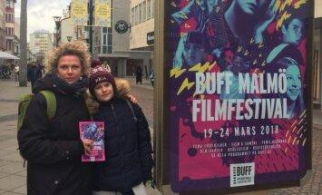 Madaras Dišleres 'Paradīze 89' piedalās kinofestivālā Malmē
