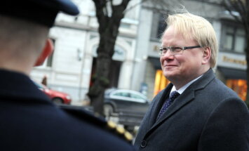 Министр обороны Швеции: если с нами случится беда, Латвия должна будет помочь