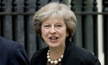 """Новая """"Железная леди"""": что надо знать о новом британском премьере Терезе Мэй"""