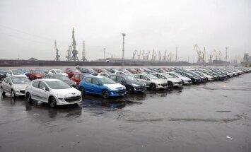 В Латвии могут ужесточить правила торговли подержанными автомобилями