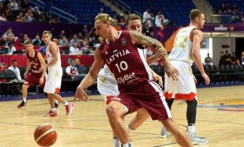 Timma oficiāli pievienojas Strēlniekam grieķu superklubā 'Olympiacos'