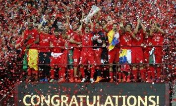 'Sevilla' otro gadu pēc kārtas triumfē UEFA Eiropas līgā