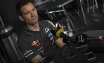 'Citroen' vēlas pārvilināt WRC čempionu Ožjēru