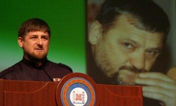 Čečenijā atvērs Kadirova mātes vārdā nosauktu mošeju