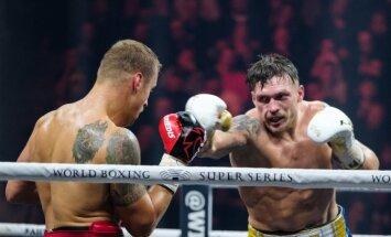 WBC prezidents: Brieža un Usika cīņa bija labākā vēsturē šajā svara kategorijā