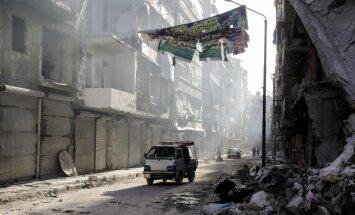 Во дворце правосудия в Дамаске произошел взрыв: десятки погибших