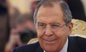 Krievija aicina iekļaut Sīrijas miera sarunās visus opozīcijas grupējumus