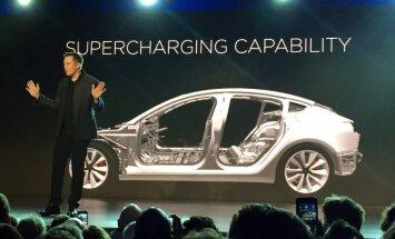 'Toyota' pārtrauc sadarbību ar 'Tesla' elektrisko automašīnu ražošanā