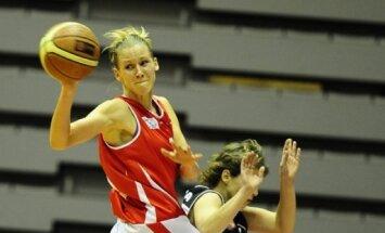 Pēc vīra strīda ar kluba prezidentu basketboliste Dillone atstājusi Spānijas komandu 'Gran Canaria'