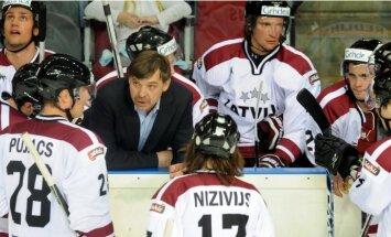 Latvijas hokeja izlase gatavošanos pasaules čempionātam uzsāks ceturtdien