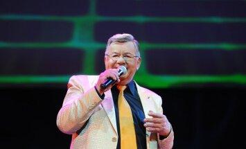 Ojārs Grinbergs 70 gadu jubileju atzīmēs ar koncertturneju