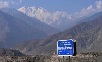 Pakistānā piespriests nāvessods par uzbrukumu alpīnistiem 2013. gadā