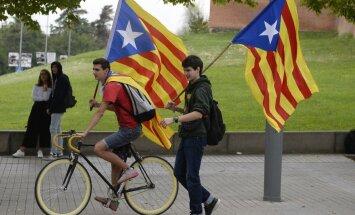 Spānija izvietos Katalonijā policijas papildspēkus