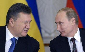 Krievijas mediji: Janukovičs svētdien atgriezīsies Doņeckā