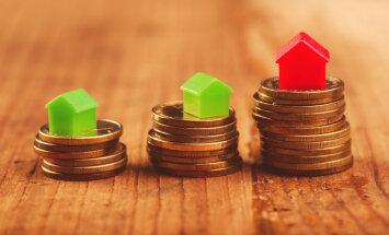 Кредитные обязательства есть у каждого второго экономически активного жителя Латвии