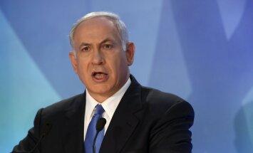 ASV, bažījoties par kodolsarunām ar Irānu, aicina pārcelt Netanjahu uzstāšanos Kongresā