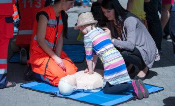 Esplanādē notiks ģimeņu drošības festivāls 'Piedzīvojumu vasara'