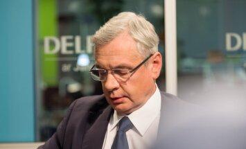 Шадурскис: не будет реформы школ— зарплаты не поднимем