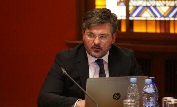 Dālderis atsakās parakstīt Zolitūdes galaziņojumu; neizslēdz iespēju ievēlēt citu komisijas sekretāru