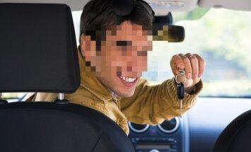 Ieteikumi auto pasargāšanai no zādzību riska