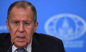 Krievija izraidīs 60 ASV diplomātus un slēgs ģenerālkonsulātu Sanktpēterburgā