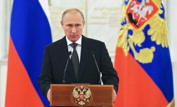 Putins: Ņemcova slepkavība ir negods Krievijai