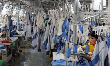 EP deputāti grasās aizstāvēt ES ražotājus pret dempingu no Ķīnas