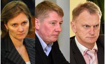 Valsts noslēpums, ebreji un 'airBaltic' – kāpēc iepriekš atkāpušies ministri