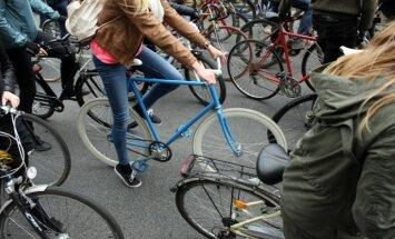 Rīgas dome pārņēmusi savā pārziņā zemesgabalus Daugavgrīvas veloceļa izbūvei