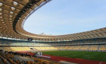УЕФА доверил Киеву финал Лиги чемпионов, а Таллину достался Суперкубок