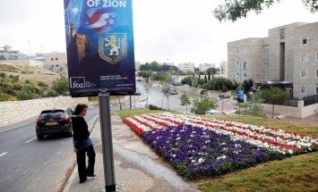 Palestīnieši atsauc sūtņus no Rumānijas, Čehijas, Ungārijas un Austrijas