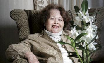 Leģendārajai teātra un kino zinātniecei Valentīnai Freimanei – 95