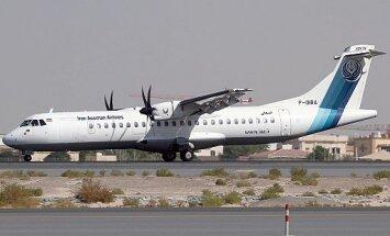 При крушении самолета в Иране погибли все 66 человек на борту