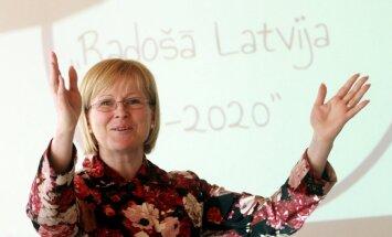 Latvijas kultūras 'zieds' prasa Jaunzemes-Grendes nomaiņu