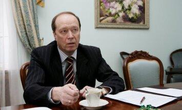 Opozīcijas izteikumi par Baltijas okupāciju nav jāņem vērā, mudina Krievijas vēstnieks Latvijā