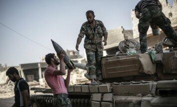 Sīrijas konflikts: Vācija neplāno iesaistīties uzbrukumā
