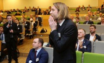 Foto: Kaspars Gorkšs kļūst par LFF prezidentu