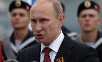 Путин: западные спецслужбы готовят антироссийские акции на выборах 2016-2018 годов