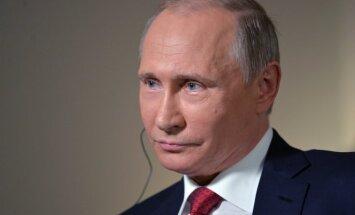 Putins noliedz atbildību par ASV demokrātu e-pastu uzlaušanu