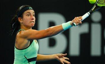 Соснович не пустила Севастову в финал турнира в Брисбене