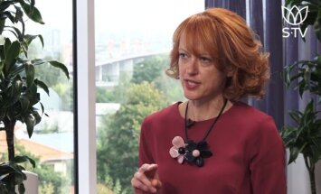 Ieva Tetere: lai gūtu panākumus karjerā, sievietēm jāstrādā vairāk nekā vīriešiem