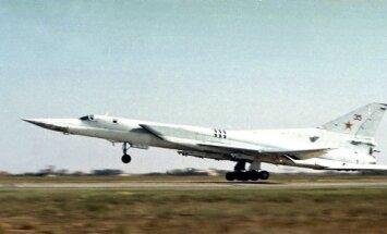 Krievijas virsskaņas bumbvedēji 'Tu-22M3' piedalīsies mācībās Krimā