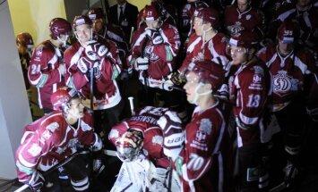 Ulmanis: kur tad tie čaļi spēlētu, ja nebūtu Rīgas 'Dinamo'?