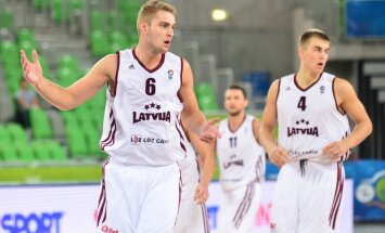 Latvija dramatiski piekāpjas Beļģijai un zaudē cerības iekļūt ceturtdaļfinālā