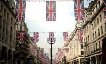 Lielbritānijas ekonomikas izaugsme piedzīvo tās zemāko punktu pēdējo piecu gadu laikā